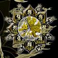 App Golden Dragon clock apk for kindle fire