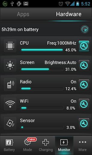Battery Saver Du+Switch Widget v2.1.0.pro APK