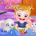 Baby Hazel Kite Flying icon