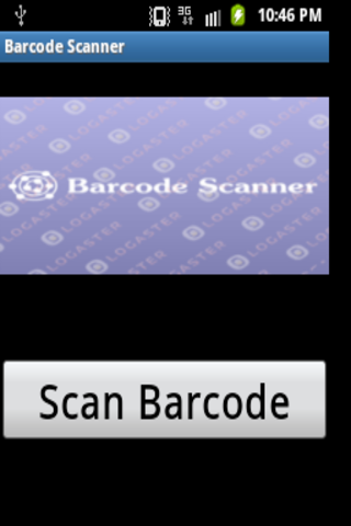 NP Barcode Scanner