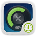 Pure Black GO TaskManagerEX icon