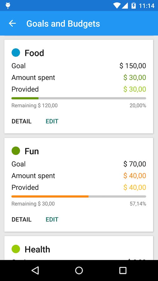 Mobills Finance Manager - screenshot