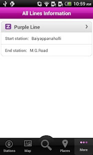 Bangalore Metro - screenshot thumbnail