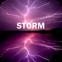 Storm HD Wallpaper icon