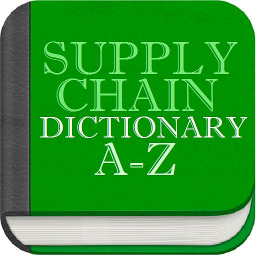 供应链字典 商業 App LOGO-APP試玩