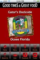 Screenshot of Gators Dockside Ocoee