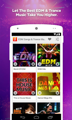 EDM Songs and Trance Music