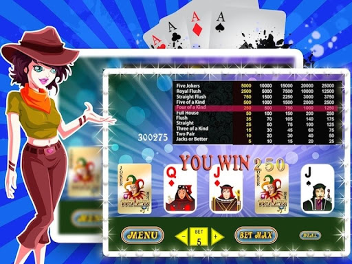 New Patti Video Poker