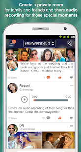 Mingle social& live chat rooms - screenshot thumbnail