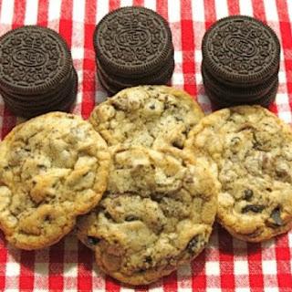 Chocolate Chip Oreo Cookie.
