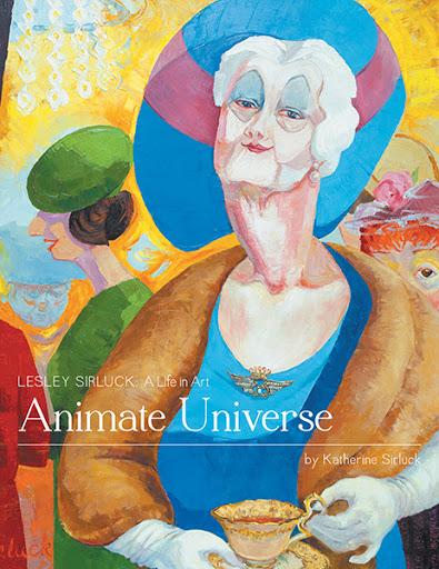 Animate Universe      cover