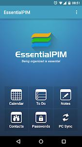 EssentialPIM v3.5