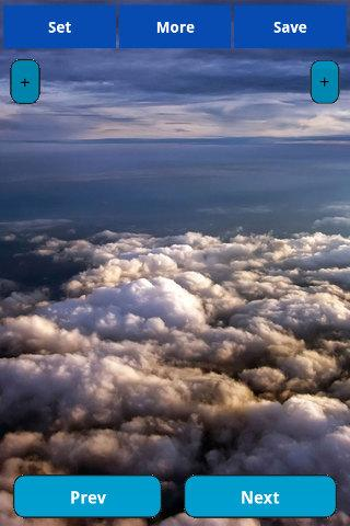 Above clouds wallpapers