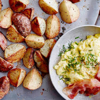 Breakfast Potatoes.