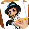 Download Android Game Drawing Lessons Chibi Anime for Samsung
