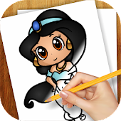 Download Full Drawing Lessons Chibi Anime 1.02 APK