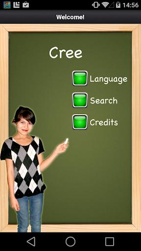 Cree Language