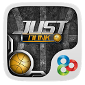 Just Dunk GO Launcher Theme icon