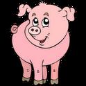 Kids Fun Pig Piano! icon