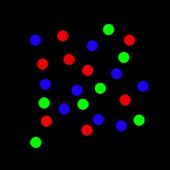 Random Particle Live Wallpaper