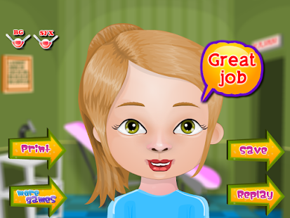 Pimple Trouble Girls Games - screenshot thumbnail