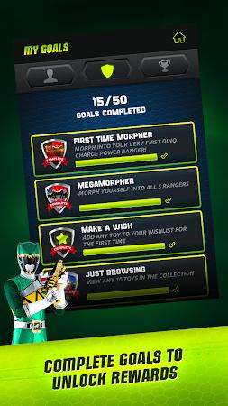 Power Rangers Dino Charge Scan 1.4.6 screenshot 446423