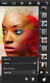 Photoshop Touch for phone Screenshot 2