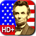A. Lincoln Live HD+ Wallpaper logo