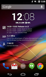 Chronus: Home & Lock Widget Screenshot 2