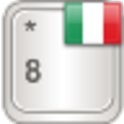 Italian  for AnySoftKeyboard logo