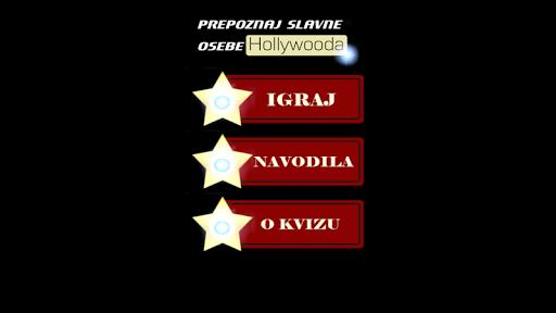 Kviz Slavnih Oseb - Slovenija