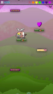 Nyan Cat: Jump!- screenshot thumbnail