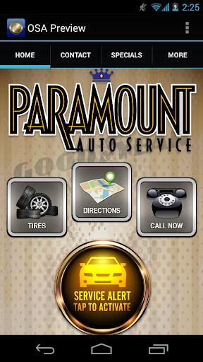 Paramount Auto