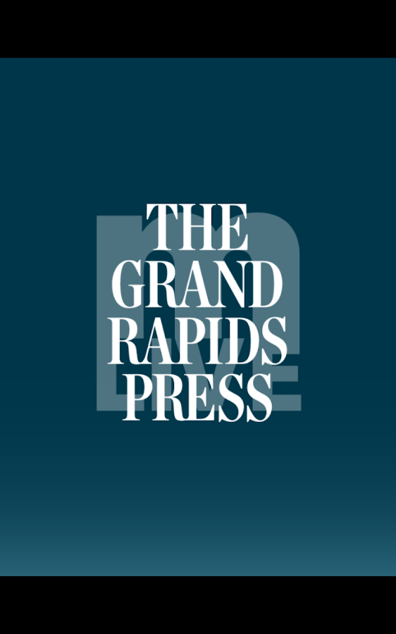 Grand Rapids Press- screenshot