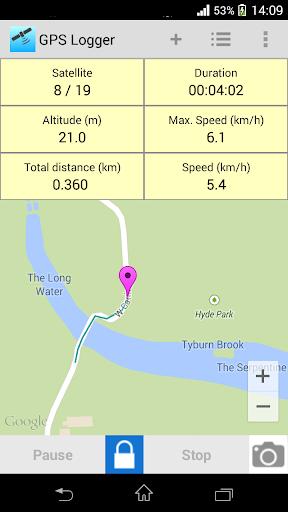 GPS記錄器