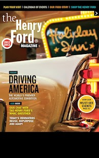 The Henry Ford Magazine 2012 - screenshot thumbnail