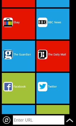 British Browser