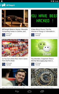 Paperboy | Feedly | RSS | News reader- screenshot thumbnail