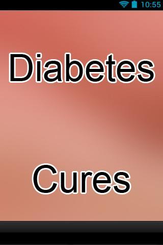 Diabetes Cures