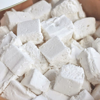 Healthy Homemade Sugar Free Marshmallows