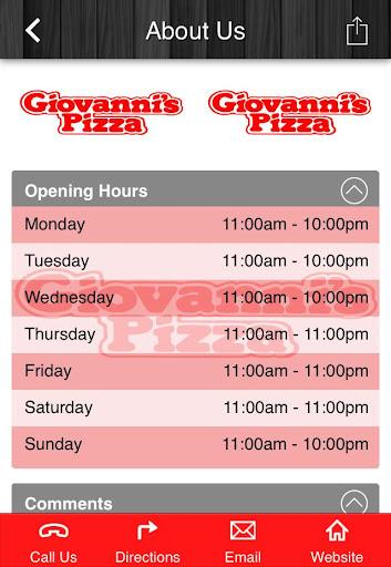 Giovanni's Bemidji
