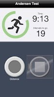 Screenshot of Fitness Test pro