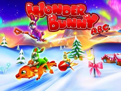 Wonder Bunny Alphabet Race