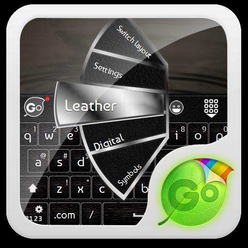 皮革 GO Keyboard LOGO-APP點子