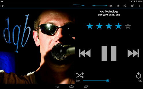Rocket Player : Music Player Screenshot 28
