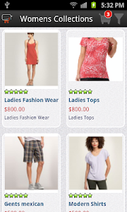 Magento Android Application screenshot 7