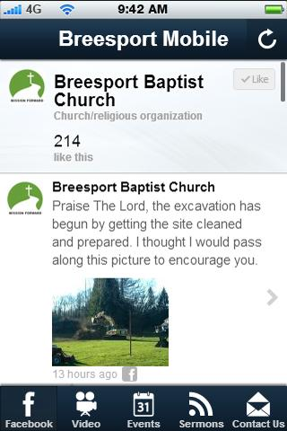 【免費社交App】Breesport Mobile-APP點子