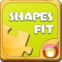 Baby Shapes Fit Puzzle icon