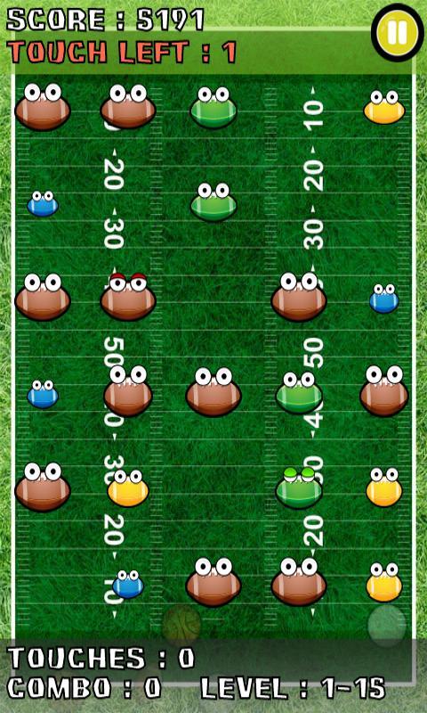 Bubble Blast Sports- screenshot
