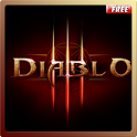 Diablo 3 Fire Live Wallpaper icon
